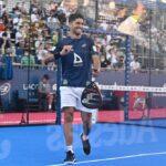 Maxi Sanchez puristi nyrkkiä Valladolid Master WPT: n kahdeksanneksi voittoon