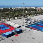 Recinto Ferial Marbella World Padel Tour Mestari 2021