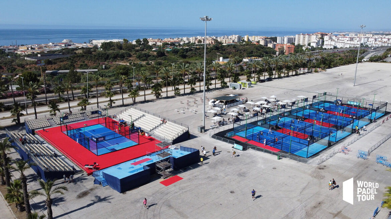 Recinto Ferial Marbella World Padel Tour Master 2021