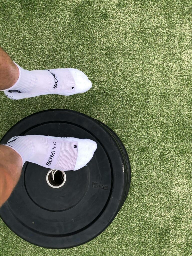 SOXPro 重量训练袜 padel