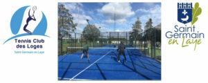 Klub tenisowy des Loges St Germain en Laye Padel