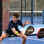 Thomas Leygue rovescio volley WPT Marbella Master 2021