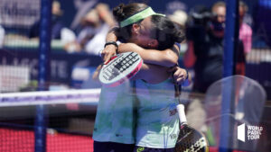 Virginia Riera Patty Llaguno WPT Marbella Master semifinal sejr