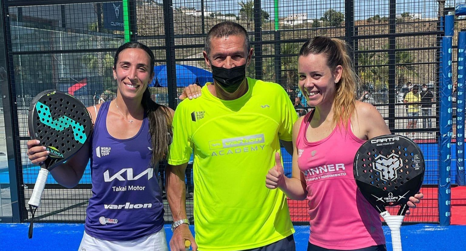 Virseda Martinez coach victoire Marbella Master