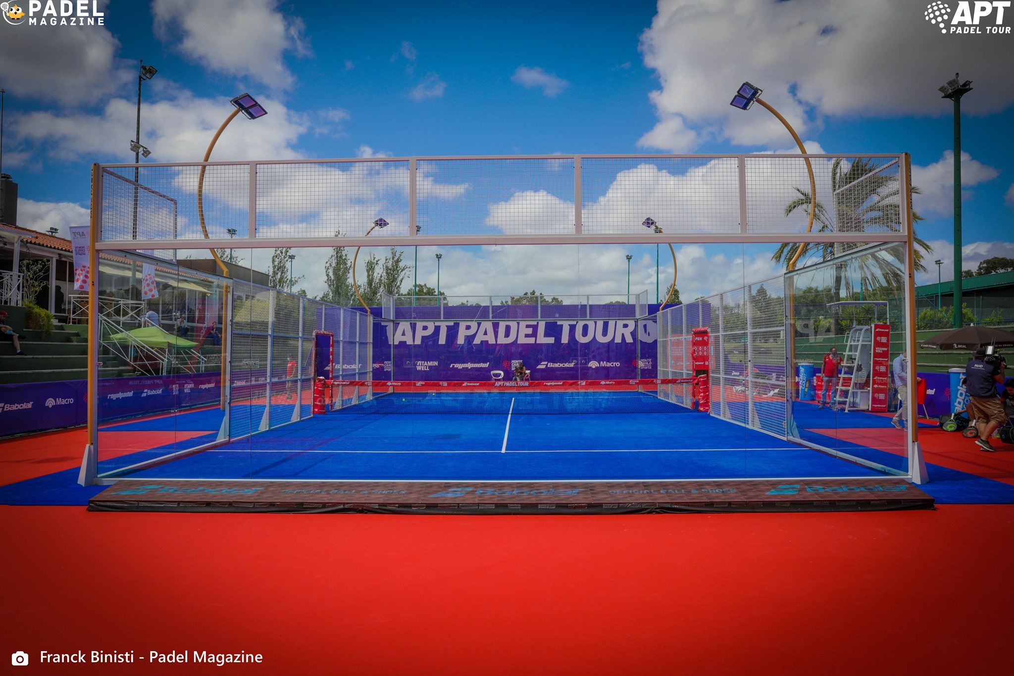 APT Padel Kiertue - Portugal Master - Previas