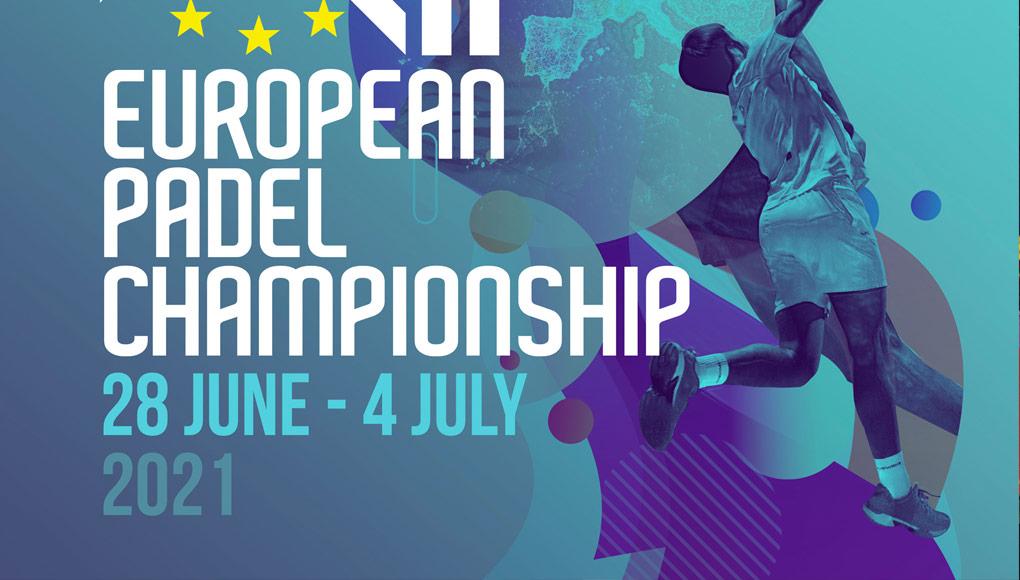 Europameisterschaften padel : Registrierungen aufzeichnen!