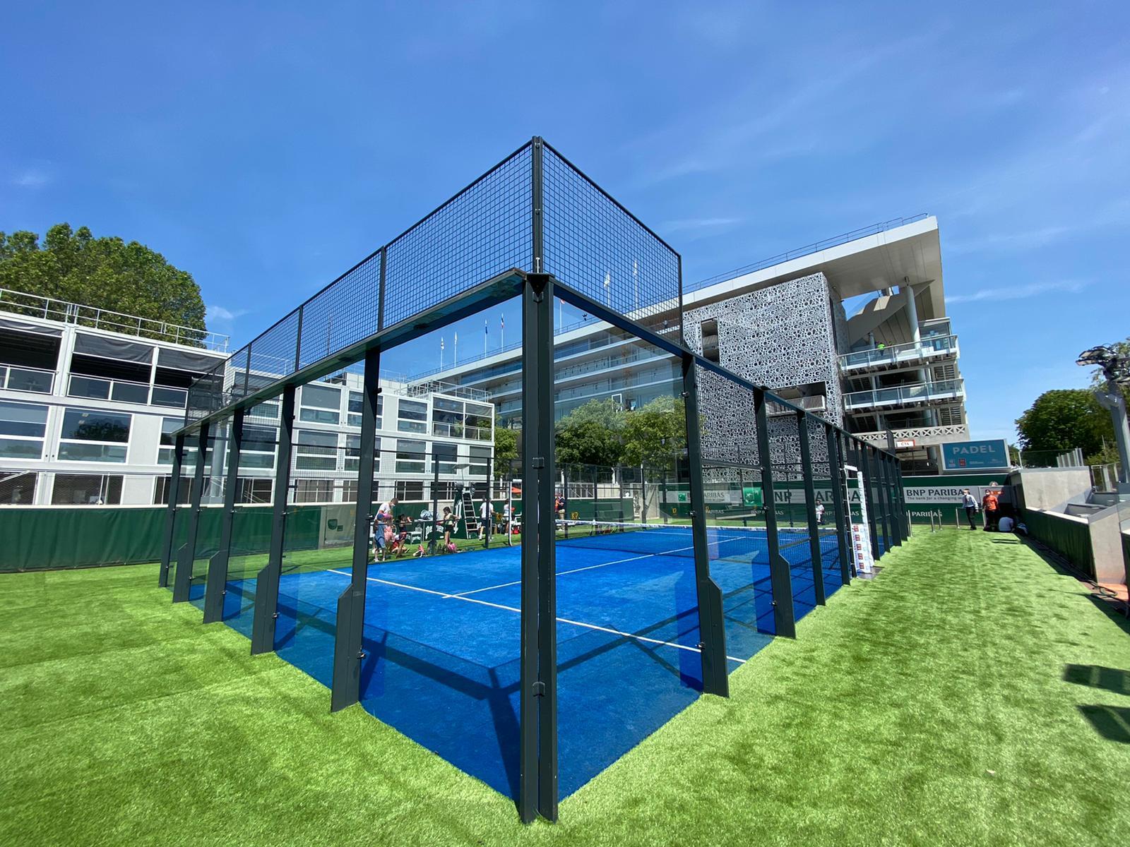 Roland Garros Padel : meer sterren!