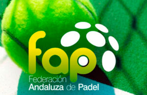 fap fédération andalouse de padel logo