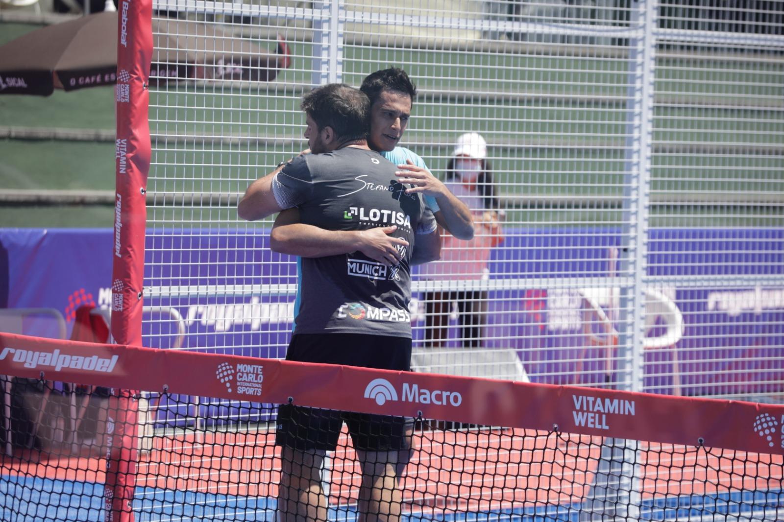 APT Portugal Master - Julianoti e Flores come maestri