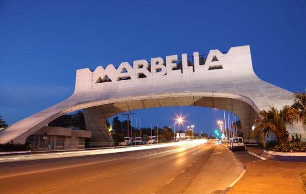 marbella illustration