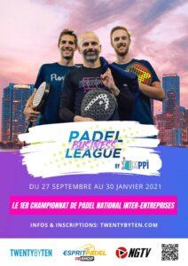 padel business league