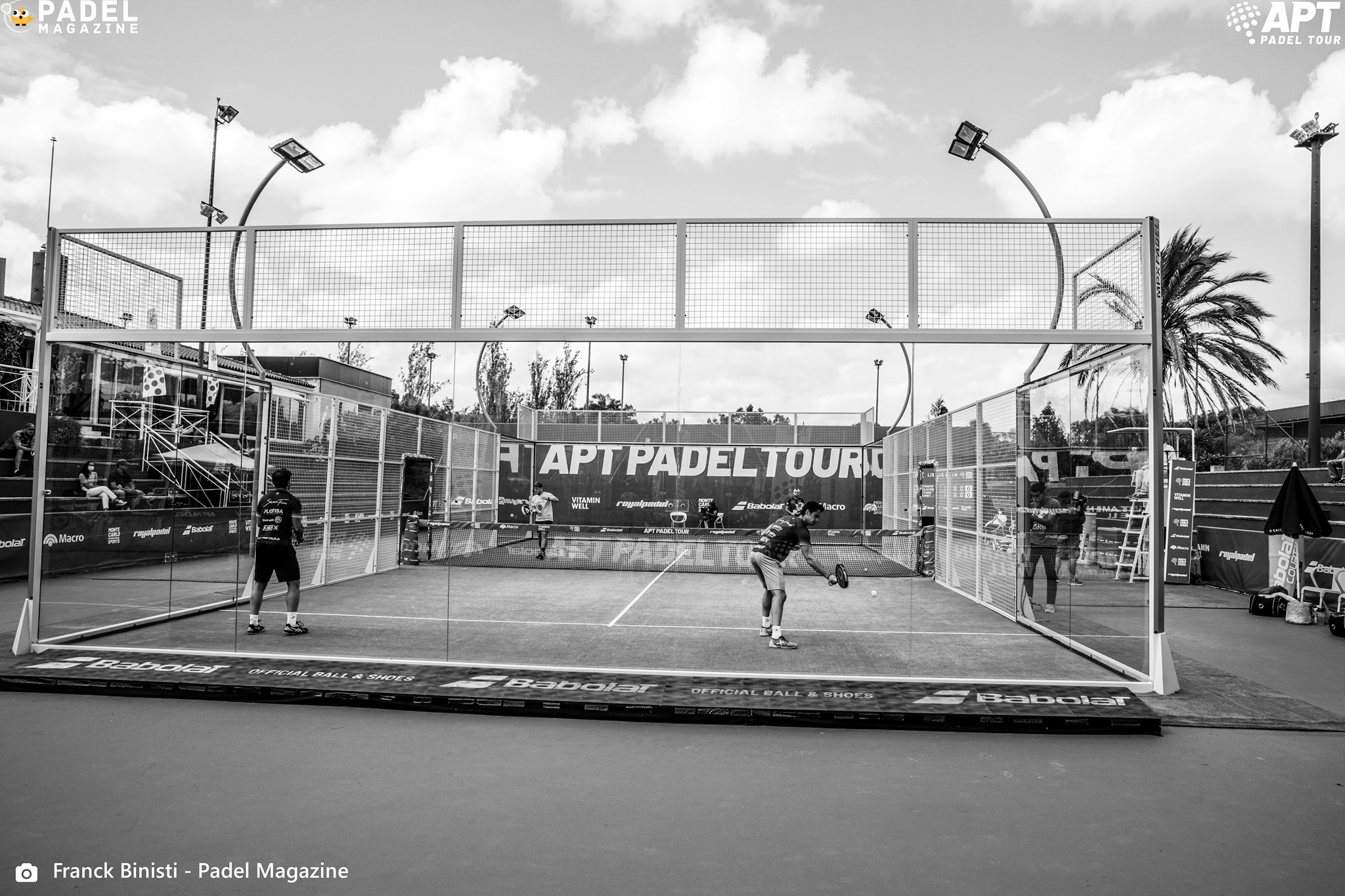 APTプレビア Padel ツアー-ポルトガルマスター2021