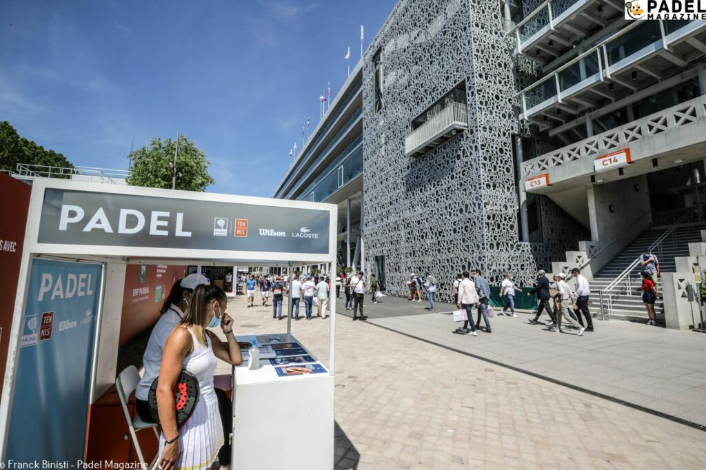 Roland Garros padel 2021
