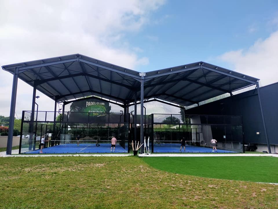 rugby park 64 2 pistes semi couvertes