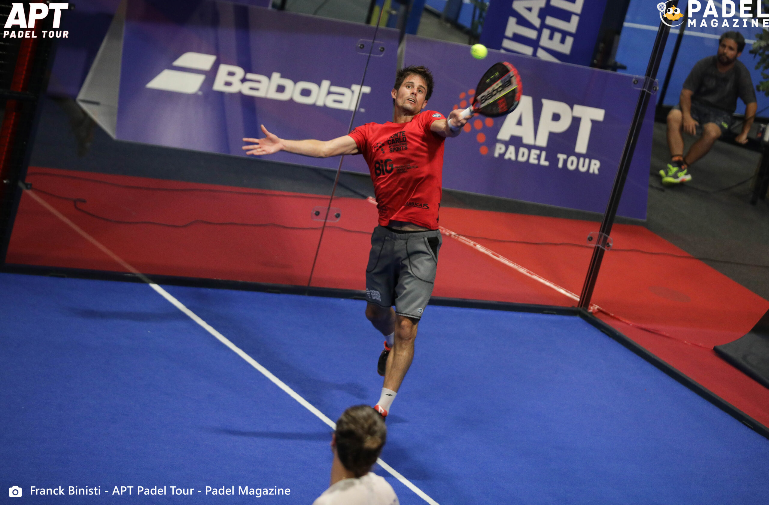 Miguel Oliveira left-handed volley