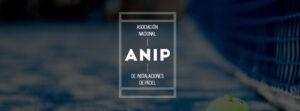 ANIP Padel logo