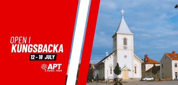 APT Padel Tour - Inizia l'Open Kungsbacka 1!