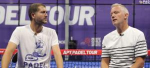 APT Padel Tour interview Thomas Johansson 2021
