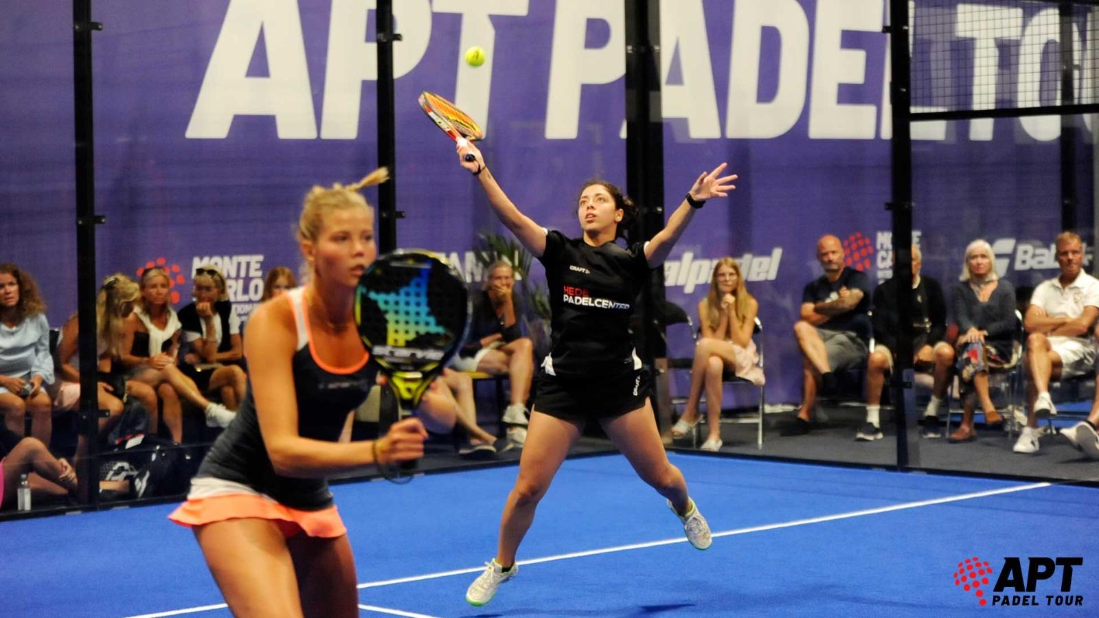APT Kungsbacka Open II - Los favoritos aseguran en 1/8