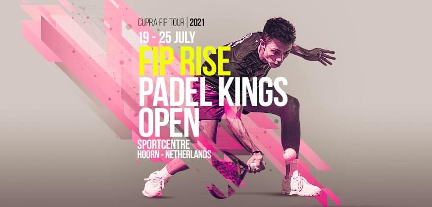 FIP Rise Hoorn: finale Tison/Quilez vs Gadea/Zapata!