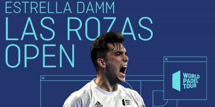 Poster Las Rozas Open 2021 WPT Ale Galan