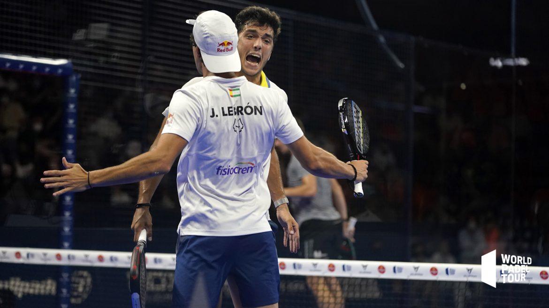 Ale Galan Juan Lebron WPT Valencia Open 2021