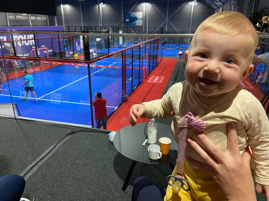 Baby Finale APT Padel Kierros 2021 Kungsbacka Open