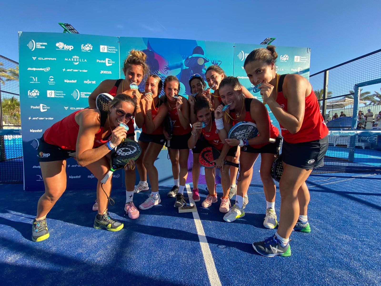 スペイン人が第12回欧州選手権で優勝!