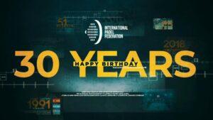 FIP 30 ans anniversaire 2021