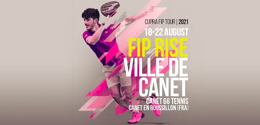 """FIP RISE CANET: un evento """"muy gold"""""""