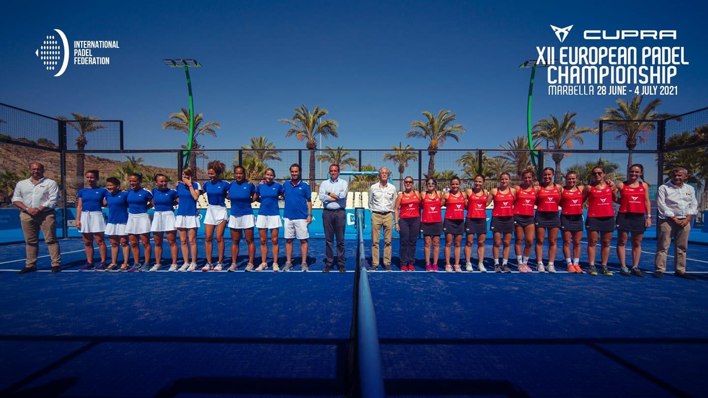 欧州選手権-フランスが2個のメダルを獲得