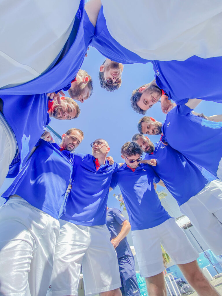 squadra francia uomini marbella