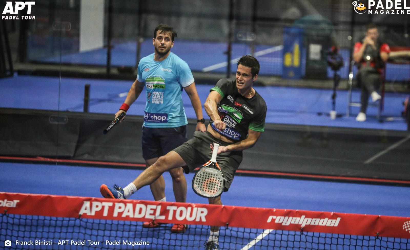 Kungsbacka Open II- Julianoti / Flores - Almada / Bejarano