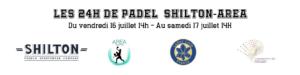 LES 24H DE PADEL SHILTON-AREA
