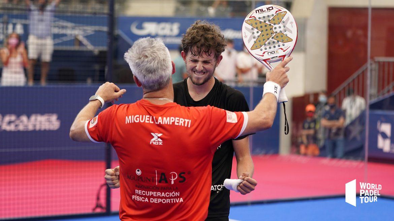 Lamperti Yanguas victoire huitièmes Las Rozas Open 2021