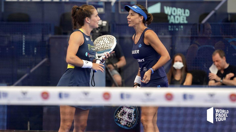 Marrero Ortega victoire demi finale Las Rozas Open 2021 WPT