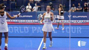 Marta Marrero Marta Ortega WPT Las Rozas Open overwinning 2021