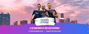 Padel Liga Empresarial: está tomando forma!