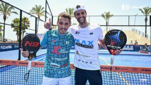 Rico Gonzalez vainqueurs WPT Marbella Challenger 2021