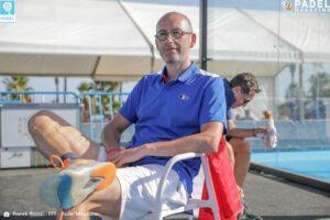 Salles Alexis Selectionneur France padel Europe 2021