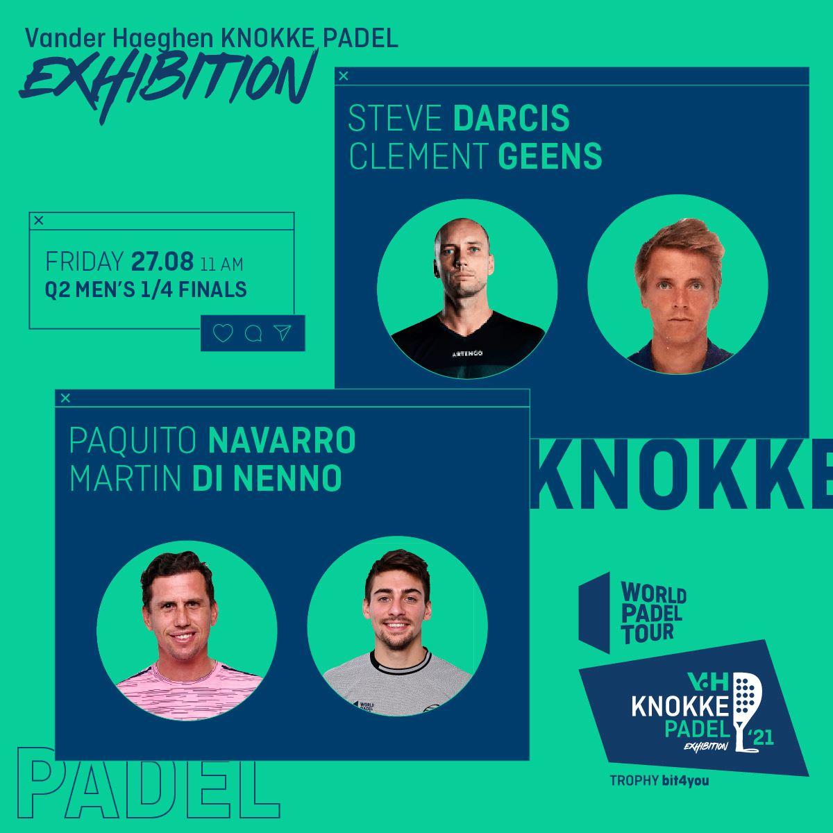 World Padel Tour Knokke darcis