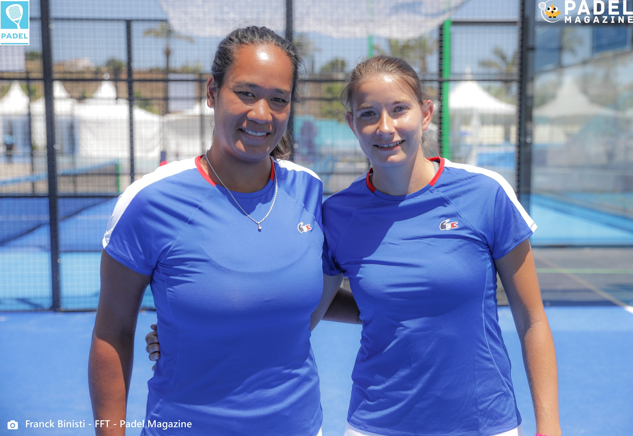 Colombon Godallier Francez Team
