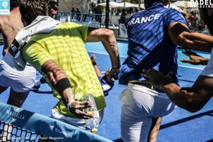 course padel émotion victoire marbella europe