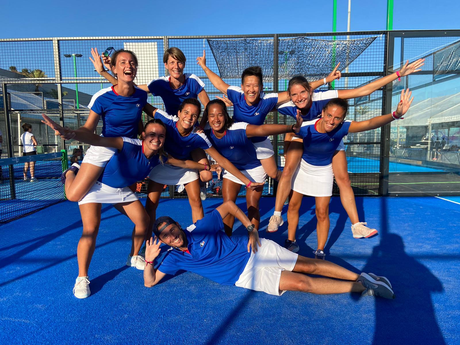 Ranskan naisten joukkueen finaali