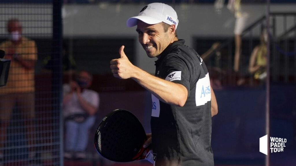 Ćwierćfinały Bela Las Rozas Open 2021 uśmiechnięte kciuki w górę