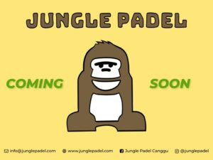 jungle padel coming soon