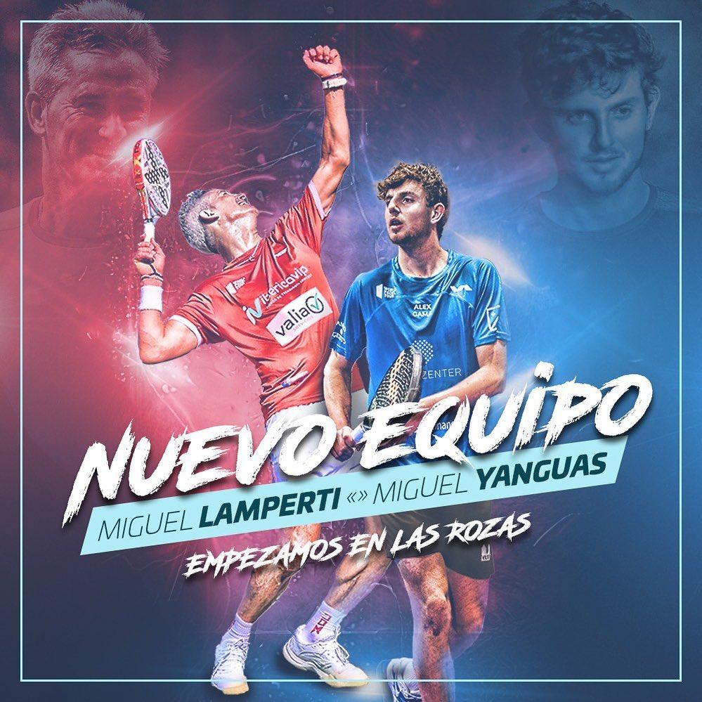 WPT - Miguel Lamperti con Miguel Yanguas!