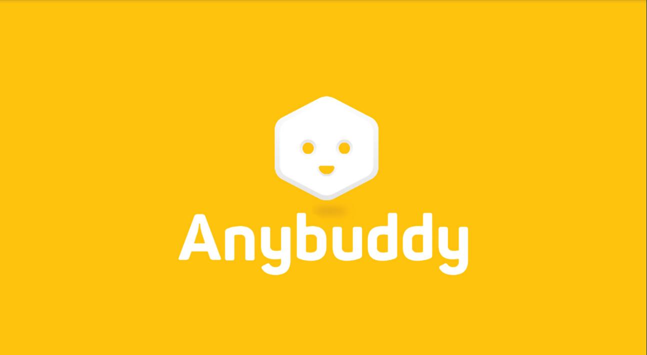 anybuddy logo