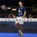 Paquito Navarro quart de finale Valencia Open 2021