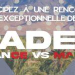 participez à une rencontre exceptionnelle de padel France vs maroc